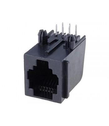 RJ12G-AMP - SOCKET RJ12 FOR...