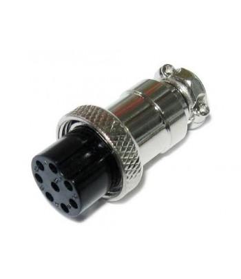 MIC328 - MUFA MICROFON 8 PINI