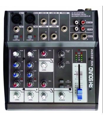 MIXER MS-602M - MIXER RH SOUND