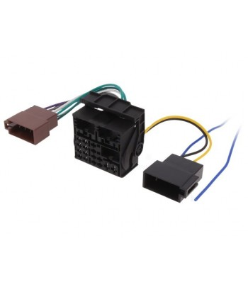 CONECTOR ISO AUDI SEAT...