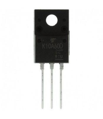 N- MOSFET 600V 10A 45W