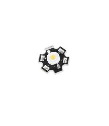 LED STAR ALB RECE 3W PM2E-3LWS