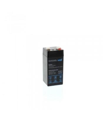 ACUMULATOR PLUMB ACID 4V 1A