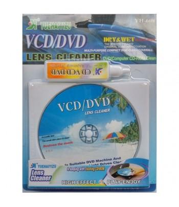 SET CURATARE CD DVD 115-009