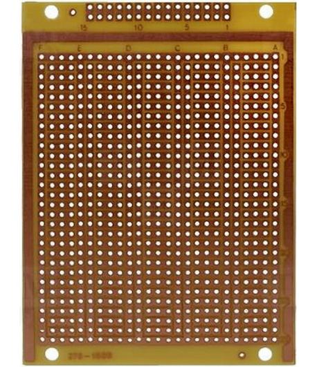 PLACA PROTOTIP 72X95MM PC-12