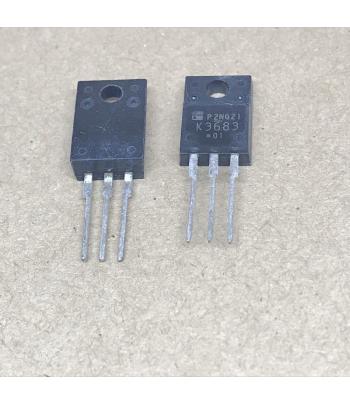 N-MOSFET 500V 19A 2SK3683