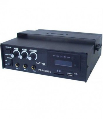 PAA60USB - AMPLIFICATOR 60W...