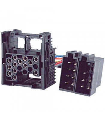 ZRS-64 - CONECTOR ISO BMW