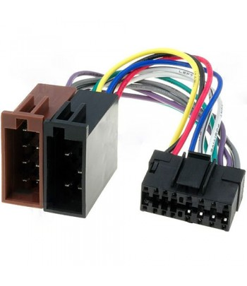ZRS-62 - CONECTOR ISO JVC