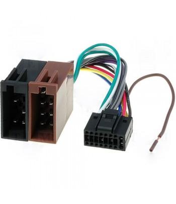 ZRS-45 - CONECTOR ISO KENWOOD