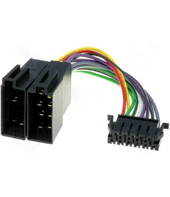 ZRS-37 - CONECTOR ISO JVC...