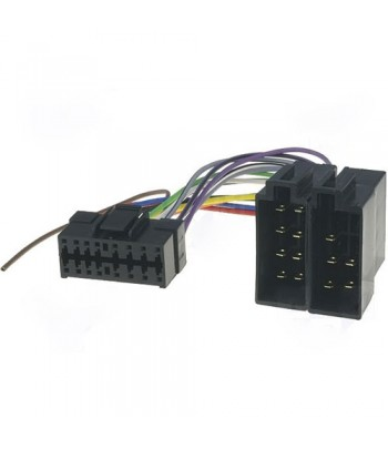 ZRS-198 - CONECTOR ISO CLARION