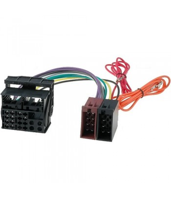 ZRS-158 - CONECTOR ISO AUDI