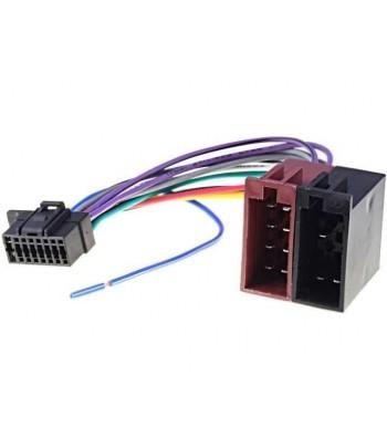 ZRS-206 - CONECTOR ISO SONY