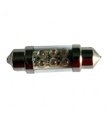 ZAR0074 - BEC AUTO T10 6 LED