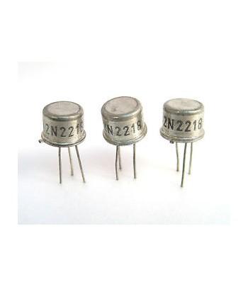 2N2218 - SI-N 60V 0.8A 0.8W
