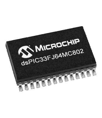 33FJ64MC802 - DSPIC 64KB SRAM
