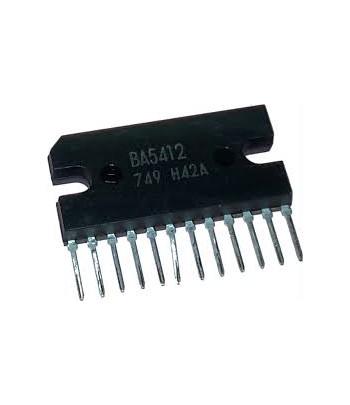 BA5412-RHM - DUAL 1.5W...