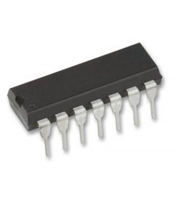 CD4007 - DUAL COMPL.PAIR+INV