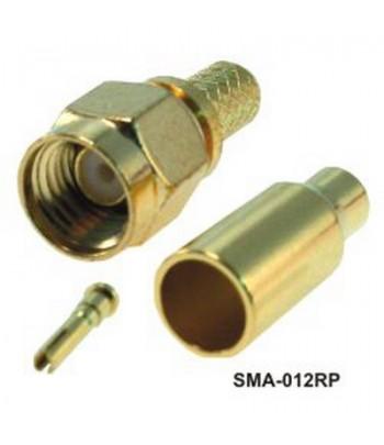 SMA-012RP - PLUG SMA FEMALE...