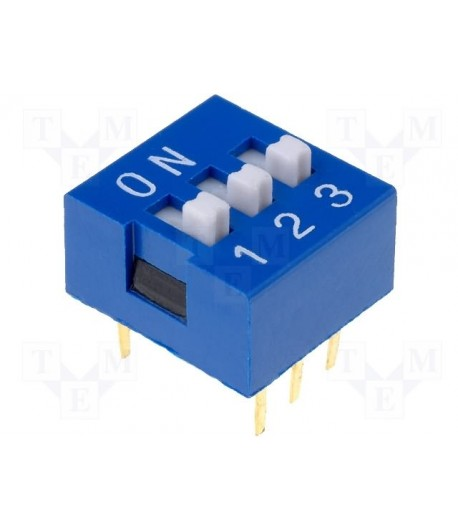 DS-03 - DIP SWITCH
