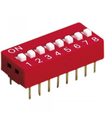 DS-08 - DIP SWITCH