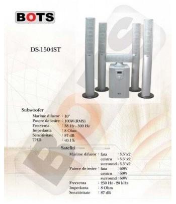 DS50SY4 - SISTEM 5+1