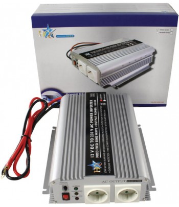 HQ-INV1KW/12V - INVERTOR DE...