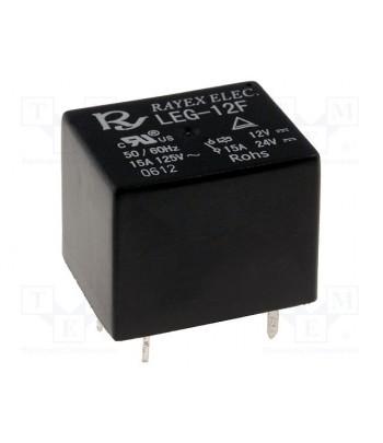LEG-12F - RELEU 12V PCB